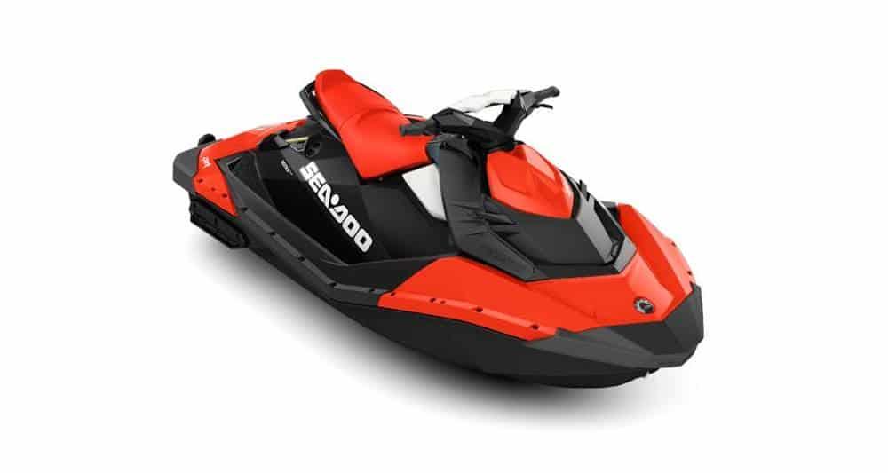 Ūdens motociklu īre